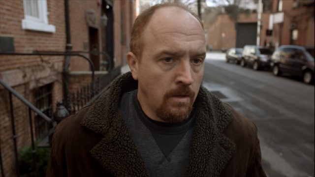 "Comedian Louis C.K. plays a largely autobiographical version of himself, a divorced Manhattan father, in the FX comedy series ""Louie."""