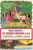 Lt. Robin Crusoe, U.S.N. (1966) movie poster)