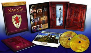 Click to buy the Narnia 2-Disc DVD from Amazon.com