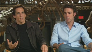 "Ben Stiller and director Shawn Levy compare this sequel to its predecessor and how they wanted to approach this differently in ""Curators of Comedy."""