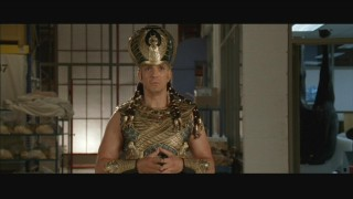 """Phinding Pharaoh"" features Hank Azaria's screen tests and his many vocal experiments with the character."