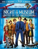 Buy Night at the Museum: Battle of the Smithsonian Blu-ray/DVD/Digital Copy Combo from Amazon.com
