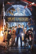 Night at the Museum 2: Battle of the Smithsonian (2009) movie poster