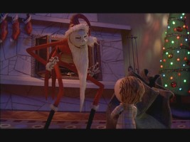 One little boy finds out Santa is sooooo skinny!