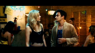 Seeds are planted for the secondary relationship between Patrice (Greta Gerwig) and Eli (Jake Johnson) in this deleted frat party moment.