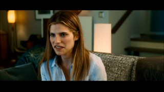 The neurotic Lucy (Lake Bell) gets a brief but real shot at the relationship with Adam she desperately craves in two alternate storyline scenes.