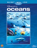 Disneynature's Oceans Blu-ray + DVD Combo cover art - click to buy from Amazon.com