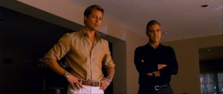 Rusty Ryan (Brad Pitt) and Danny Ocean (George Clooney) are back as leaders of the suave band of thieves known as Ocean's [number here].