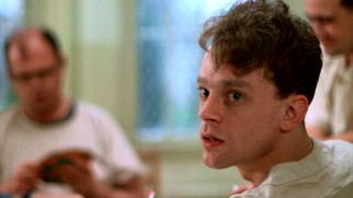 "A young Brad Dourif received an ""And Introducing"" credit and his only Academy Award nomination to date for his performance as stuttering Billy Bibbit."