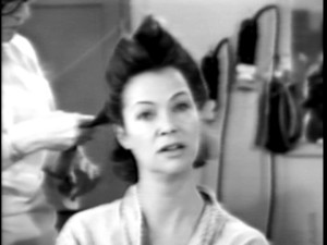 "Actress Louise Fletcher discusses playing Nurse Ratched while having her hair done in one of the vintage on-set interviews featured in ""Completely Cuckoo."""