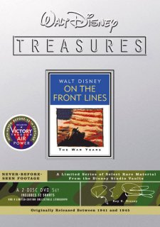 Buy Walt Disney Treasures: Walt Disney on the Front Lines from Amazon.com Marketplace