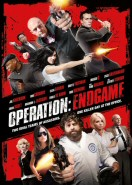 Operation: Endgame DVD cover art - click to buy DVD from Amazon.com