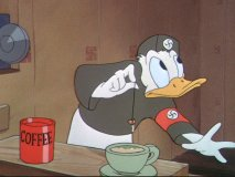 "Donald Duck in ""Der Fuehrer's Face"""