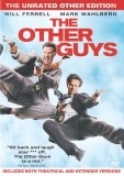 The Other Guys: The Unrated Other Edition DVD cover art -- click to buy from Amazon.com