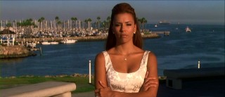 "In her first film credit as Eva Longoria Parker, the ""Desperate Housewives"" star plays deceased fianc�e Kate Spencer, whose look here makes ""Ghost Bitch"" a reasonable title suggestion. If only it didn't conjure up assumed connections to a certain Bill Cosby/Sidney Poitier comedy."