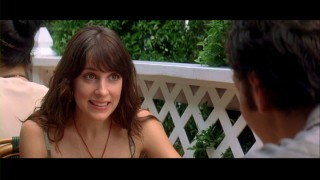 "In the lack of any major special bonus features, we treat you to this additional movie cap. Lindsay Sloane (who you may remember from ""Sabrina, The Teenage Witch"" or maybe even ""The Wonder Years"") has a leading role as Henry's sister Chloe."