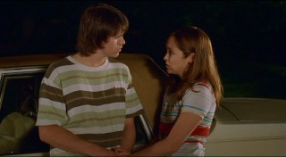 Of the young group of friends, our greatest interest lies with budding couple Clancy (Jason Ritter) and Melora (Autumn Reeser).