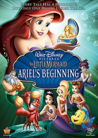 Buy The Little Mermaid: Ariel's Beginning on DVD from Amazon.com