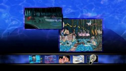 """Ride with the Imagineers"" and choose from four different angles for the split-screen."
