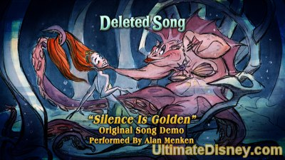 The Little Mermaid: Platinum Edition - Deleted Song
