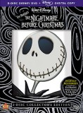 Click to buy The Nightmare Before Christmas: Collector's Edition DVD.