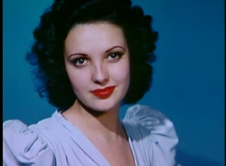 "Actress Linda Darnell is given the A&E Biography treatment in the 1999 episode ""Hollywood's Fallen Angel."""