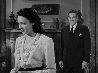 Bagging a husband (Paul Douglas) is a long, calculated process for gold-digging poor girl Lora Mae Finley (Linda Darnell).