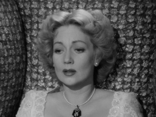 Rita Phipps (Ann Sothern) is the second wife to worry that her husband may have left her.