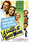 A Letter to Three Wives (1949) movie poster