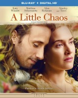 A Little Chaos: Blu-ray + Digital HD combo pack cover art - click to buy from Amazon.com