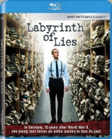 Labyrinth of Lies (2015) Blu-ray Disc cover art -- click to buy from Amazon.com