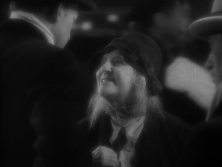 "In Frank Capra's ""Lady for a Day"", ragged old street vendor Apple Annie (May Robson)..."