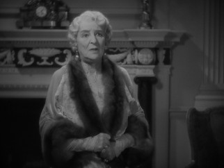 ...is transformed into wealthy socialite Mrs. E. Worthington Manville (still May Robson), with help from her friends.