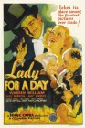 Lady for a Day (1933) movie poster