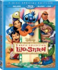 Lilo & Stitch: 2-Movie Collection Blu-ray + DVD combo pack -- click to read our review.