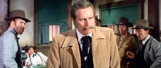 Retired captain Sam Burgade (Charlton Heston) returns to the sheriff's office to pontificate on his daughter's abduction.