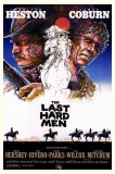 The Last Hard Men movie poster