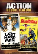 The Last Hard Men & Sky Riders: Action Double Feature DVD cover art - click to buy from Amazon.com
