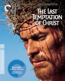 The Last Temptation of Christ: The Criterion Collection Blu-ray cover art -- click to buy from Amazon.com