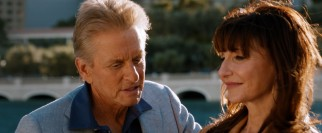Billy Gherson (Michael Douglas) hits on a lounge singer (Mary Steenburgen) only slightly younger than himself, which is a big deal to the filmmakers in the audio commentary.