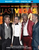 Last Vegas Blu-ray + DVD + Digital HD UltraViolet combo pack cover art -- click to buy from Amazon.com