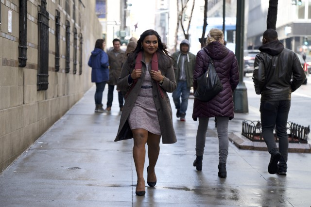 "Mindy Kaling didn't just write and produce ""Late Night."" She also stars as chemist turned comedy show diversity hire Molly Patel."