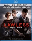 Lawless: Blu-ray + DVD + Digital Copy combo pack cover art -- click to buy from Amazon.com