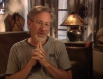 "Director Steven Spielberg expresses his admiration for ""Lawrence of Arabia"" in this 2000 conversation."