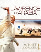 Lawrence of Arabia Blu-ray Disc cover art -- click to buy from Amazon.com
