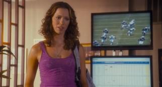 Beth Raymer (Rebecca Hall) is just a young woman in need of a job.