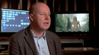 "Director David Yates discusses liking Tarzan since childhood but being reluctant to make this film in ""Tarzan Reborn."""