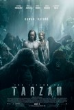 The Legend of Tarzan (2016) movie poster