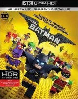 The Lego Batman Movie 4K Ultra HD + Blu-ray + Digital HD cover art -- click to buy from Amazon.com
