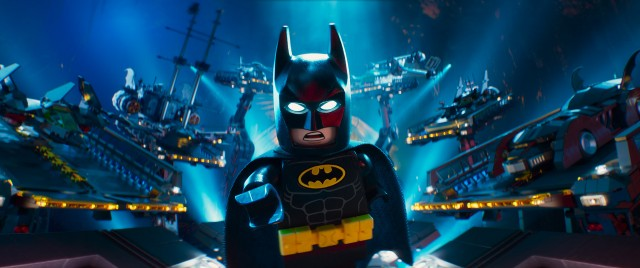 "Lego Batman gets his own movie in ""The Lego Batman Movie."""